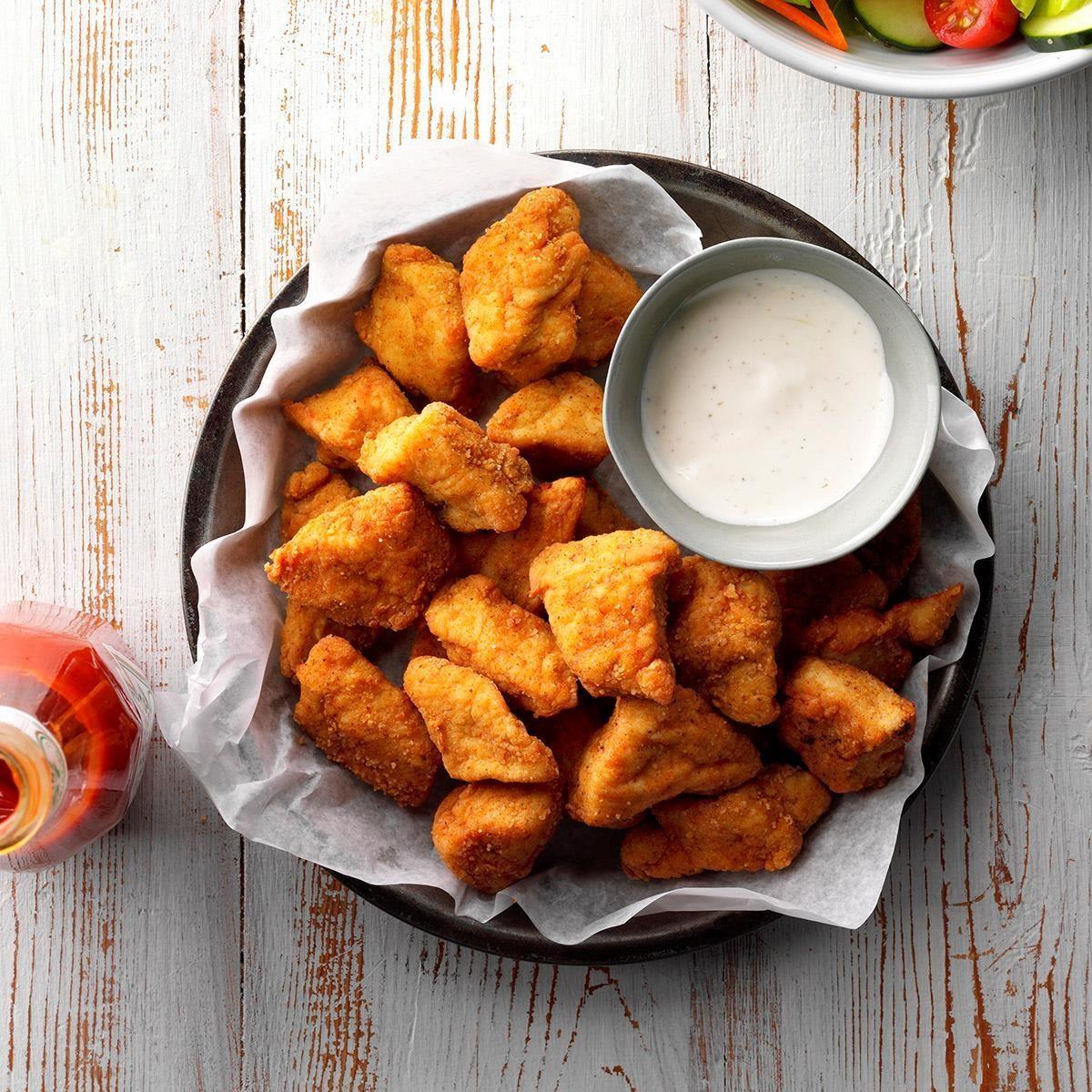 Chicken Nuggets Recipe | Taste of Home