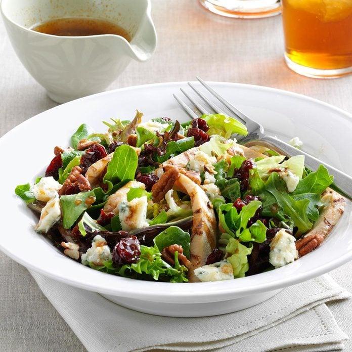 Day 16: Chicken, Pecan & Cherry Salad