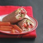 Chicken Roll-em Ups for Two