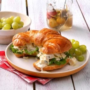 12 of Grandma's Best Chicken Salad Recipes