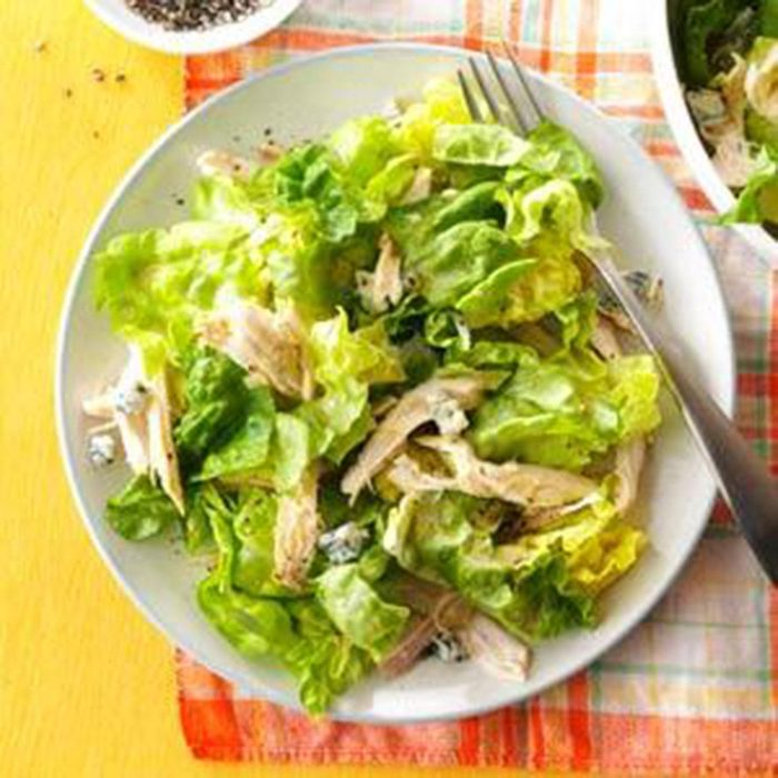 Chicken Salad with Dijon Vinaigrette