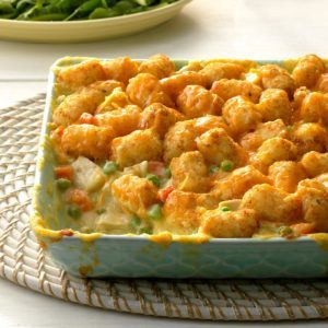 Chicken Tater Bake