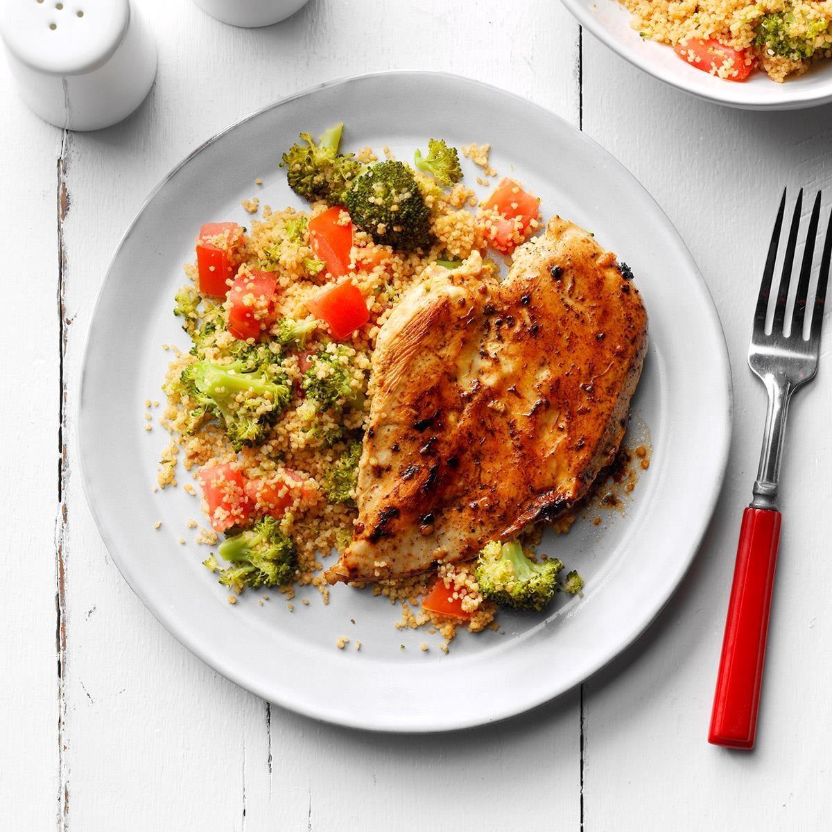 13 Healthy Chicken And Broccoli Recipes