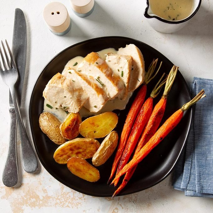 Chicken With Rosemary Butter Sauce Exps Ft20 44349 F 0123 1 6