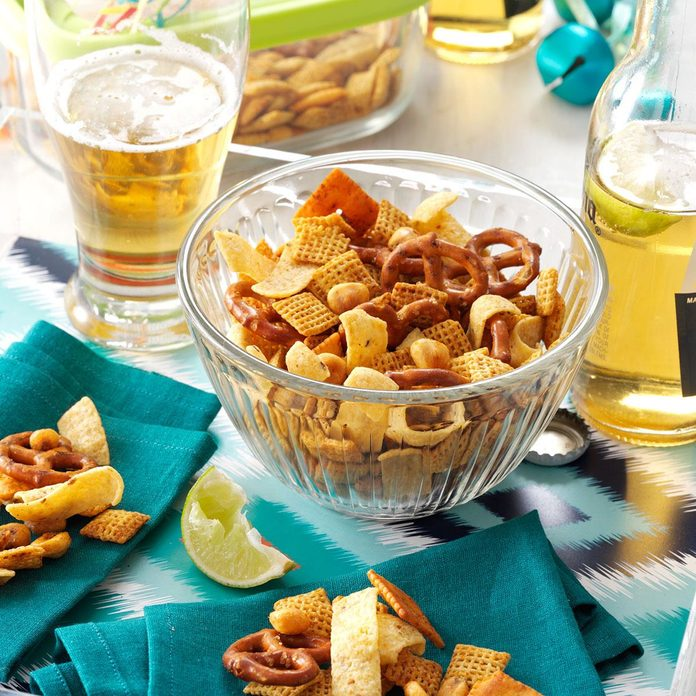 Chili-Lime Snack Mix