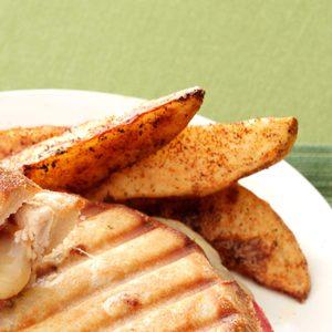 Chili Potato Wedges