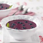 Chilled Summer Berry Bisque