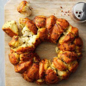 Chimichurri Monkey Bread