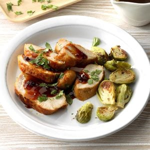 Chipotle Citrus-Glazed Turkey Tenderloins