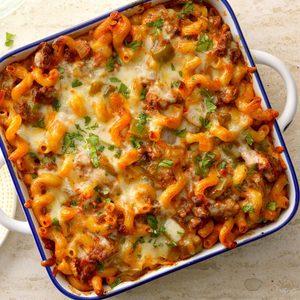 Chipotle Mac & Cheese