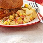 Chipotle Pepper Potato Salad