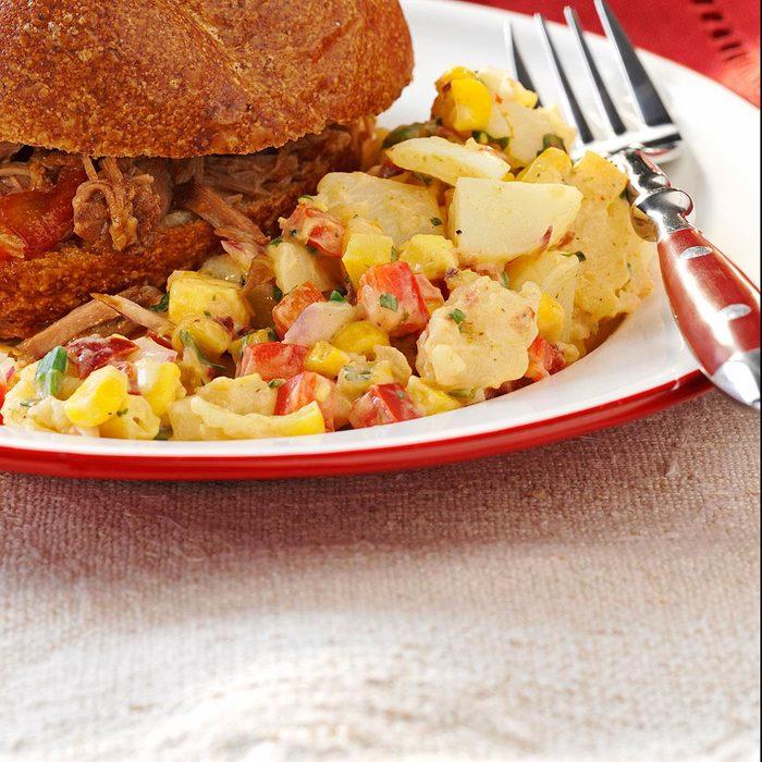 Chipotle Pepper Potato Salad