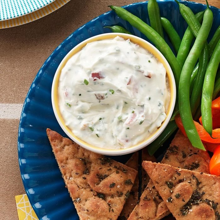 Chive Mascarpone Dip With Herbed Pita Chips Exps94176 Th2237243f10 13 5bc Rms 3