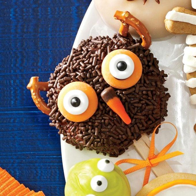 Sweet Treat: Choco Owls