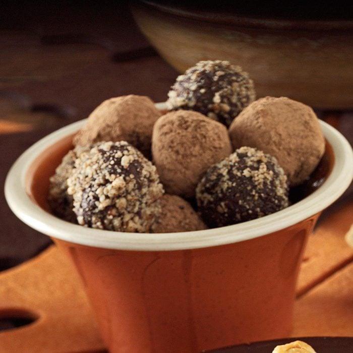 Choco-Tato Truffles