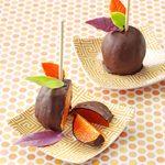 Chocolate Caramel Oranges