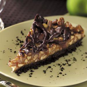 Chocolate Caramel Tart
