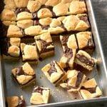 Chocolate Cheesecake Bars