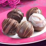 Chocolate Cherry Truffles