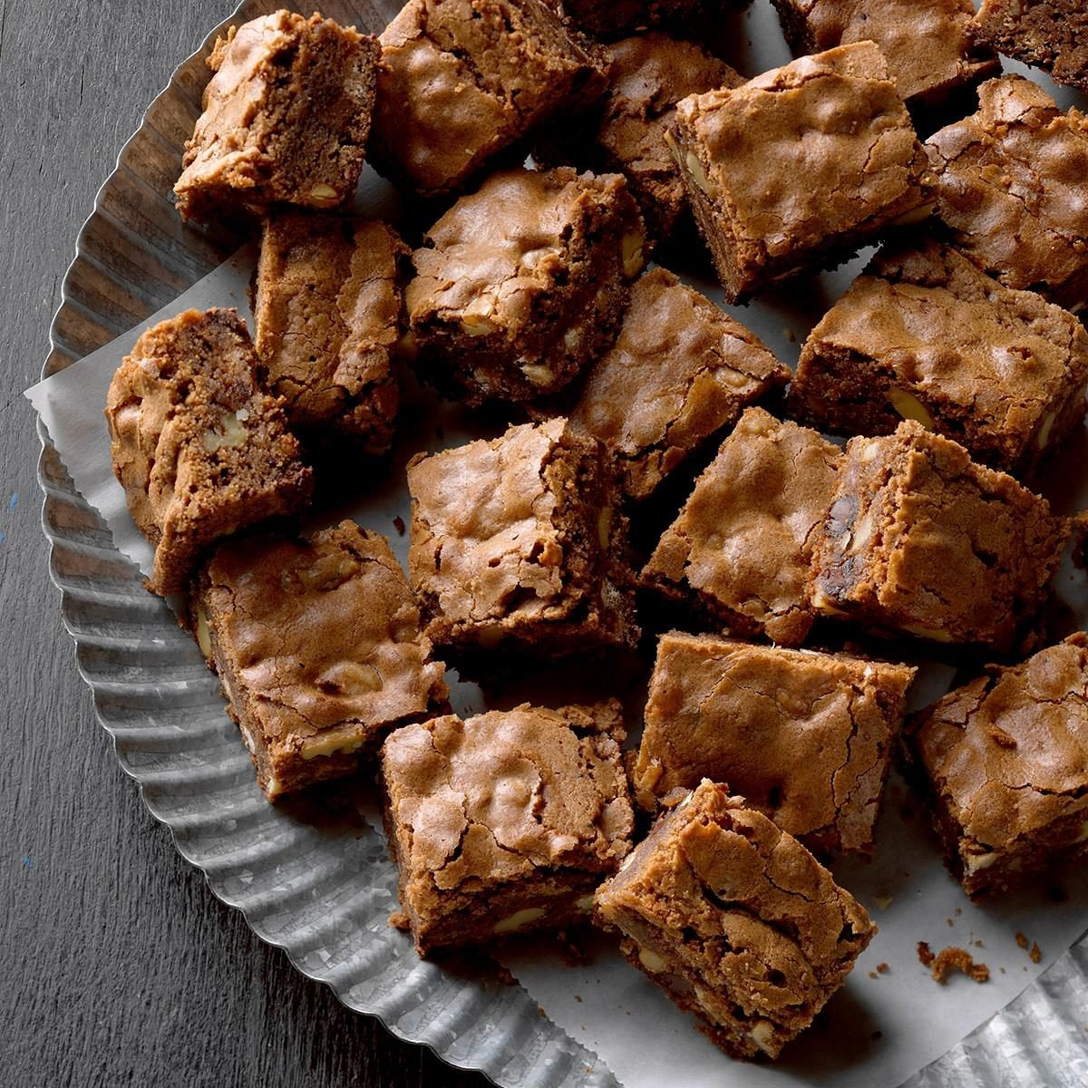 Chocolate Chip Brownies Recipe