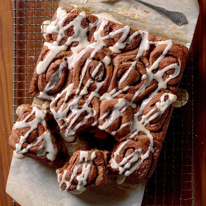 Chocolate Cinnamon Rolls With Icing Exps Thca18 34732 B11 02 3b