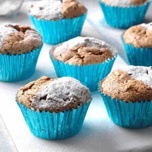 Chocolate-Coconut Angel Cupcakes