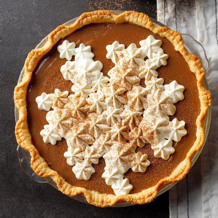 Nevada: Chocolate Cream Pie