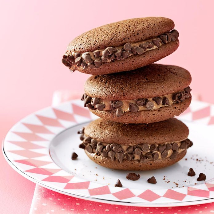 Chocolate Dream Whoopie Pies