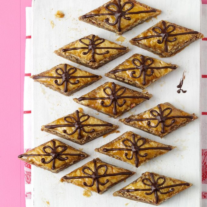 Chocolate Drizzled Baklava Exps134054 Th2379801b07 25 2bc Rms 2