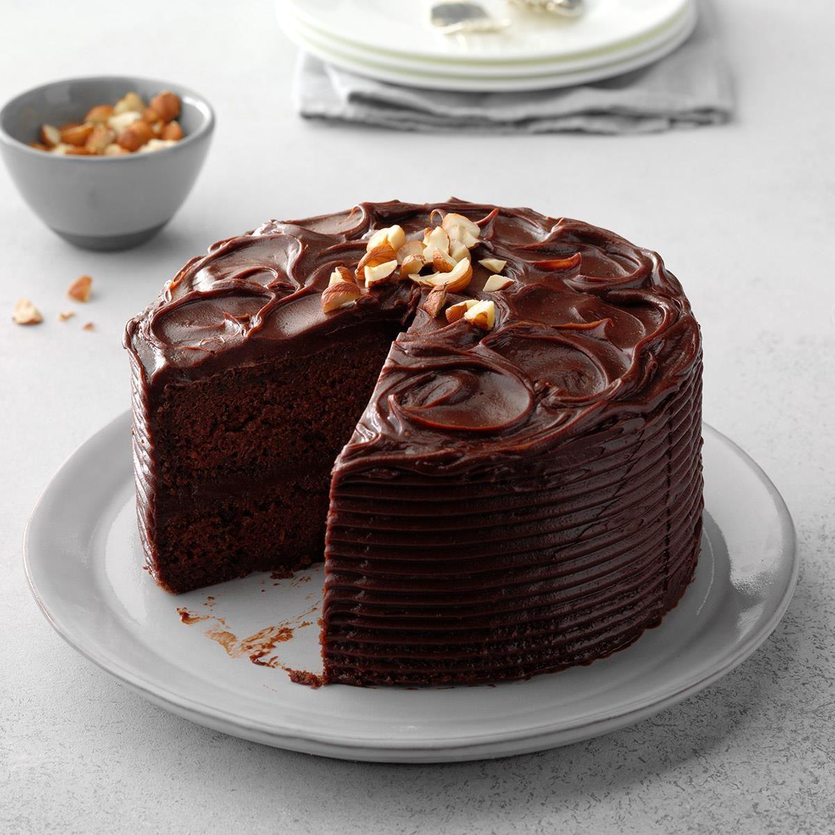 Hazelnut Kitchen: Chocolate Hazelnut Torte Recipe