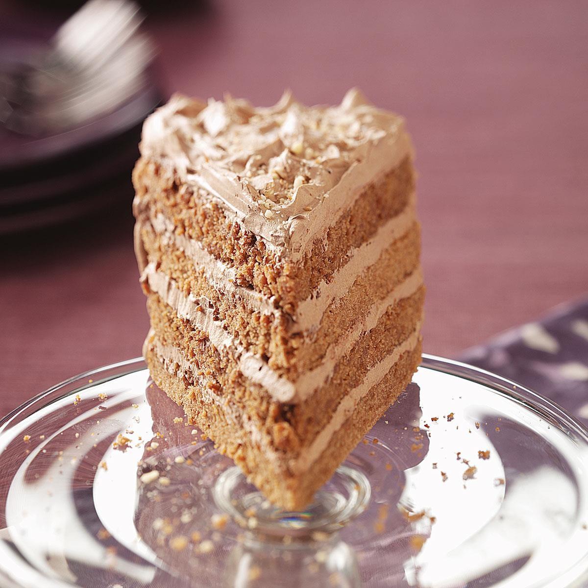 Chocolate Lover's Delight Cake