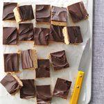 Chocolate Peanut Treats
