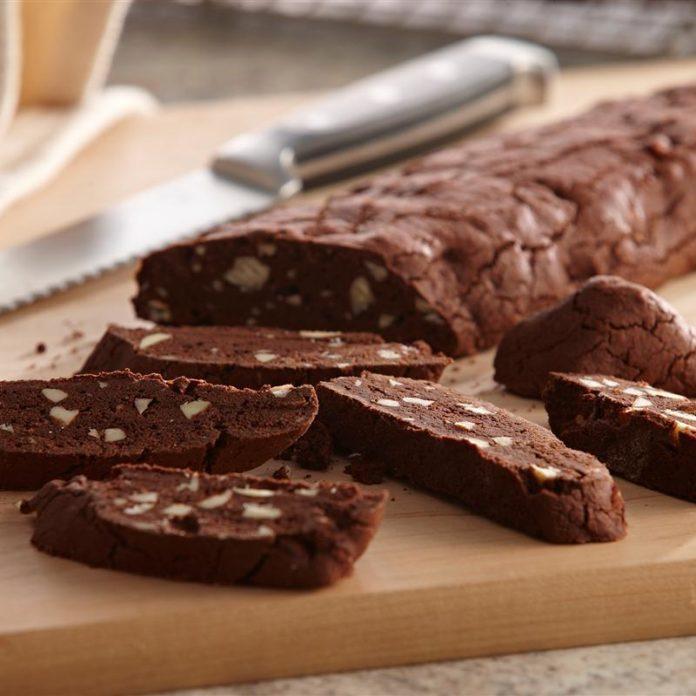 McCormick® Chocolate Almond Biscotti