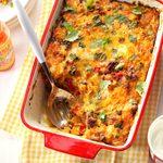 Chorizo Egg Casserole