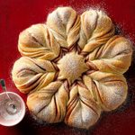 How to Make Twisted Star Bread