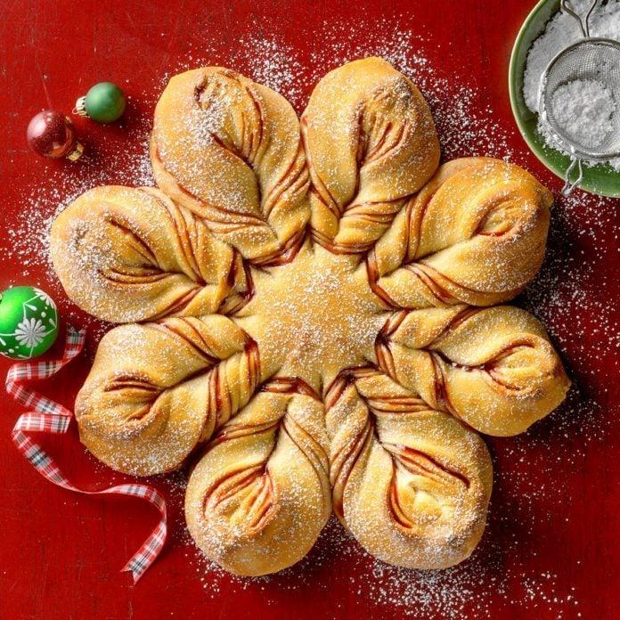 Christmas Star Twisted Bread Exps Tohdj20 190439 B08 11 3b 7