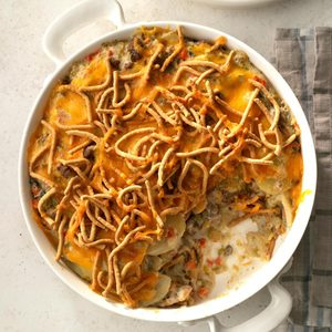 Church Supper Hot Dish