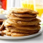 Cinnamon Apple Pancakes