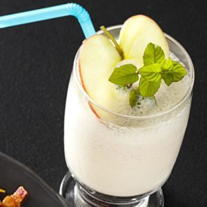 Cinnamon Apple Shakes