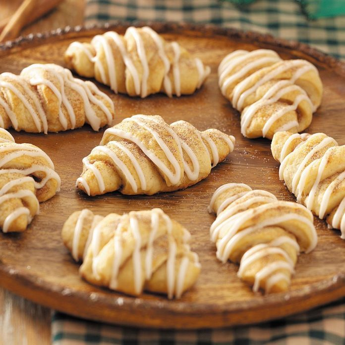 April 10: National Cinnamon Crescent Day