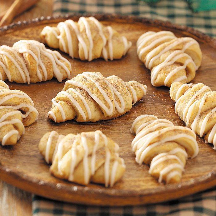 April 10: National Cinnamon Crescent Day