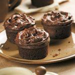 Cinnamon Mocha Cupcakes