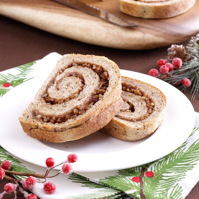 Cinnamon-Pecan Swirl Bread