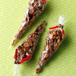 Cinnamon Praline Nuts