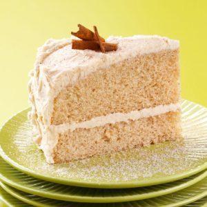 Cinnamon & Sugar Cake