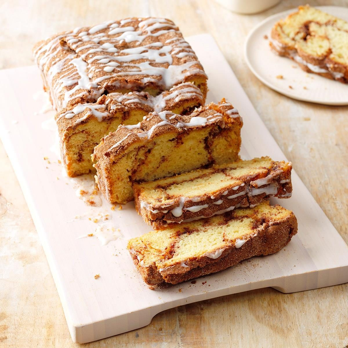 Cinnamon Swirl Quick Bread Recipe Taste Of Home