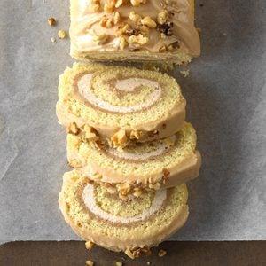 Cinnamon Twirl Roly-Poly