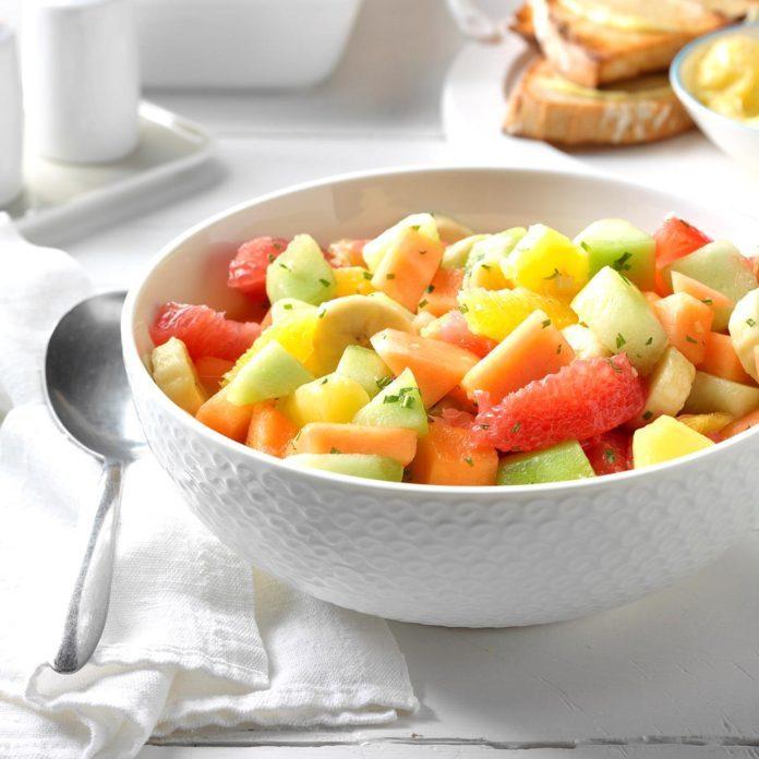 Honeydew Melon: Citrus Melon Mingle
