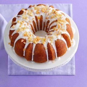Citrus Pound Cake
