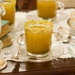 Citrus Tea with Tarragon